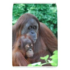 Orangutan Family Removable Flap Cover (large)