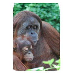 Orangutan Family Removable Flap Cover (Small)