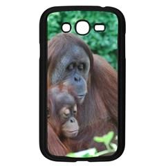 Orangutan Family Samsung Galaxy Grand DUOS I9082 Case (Black)