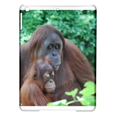 Orangutan Family Apple iPad Air Hardshell Case
