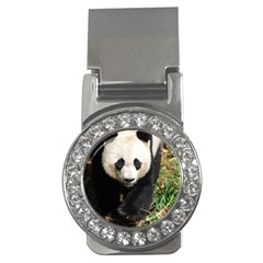 Giant Panda Money Clip (CZ)