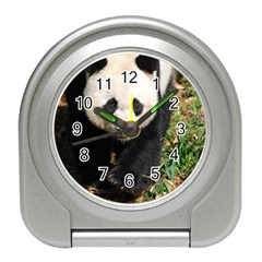 Giant Panda Desk Alarm Clock