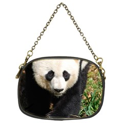 Giant Panda Chain Purse (Two Sided)