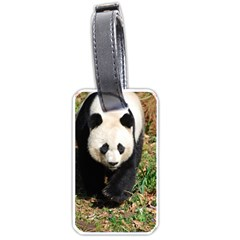 Giant Panda Luggage Tag (Two Sides)
