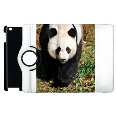 Giant Panda Apple iPad 3/4 Flip 360 Case