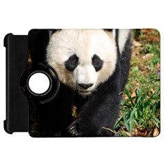 Giant Panda Kindle Fire HD 7  (1st Gen) Flip 360 Case