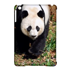 Giant Panda Apple Ipad Mini Hardshell Case (compatible With Smart Cover)