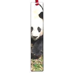 Giant Panda Large Bookmark