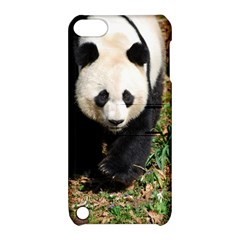 Giant Panda Apple iPod Touch 5 Hardshell Case with Stand