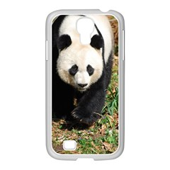 Giant Panda Samsung GALAXY S4 I9500/ I9505 Case (White)