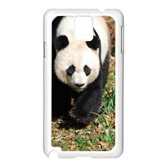 Giant Panda Samsung Galaxy Note 3 N9005 Case (White)
