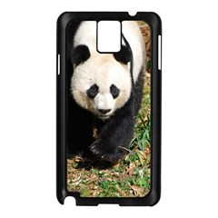 Giant Panda Samsung Galaxy Note 3 N9005 Case (Black)