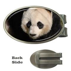 Adorable Panda Money Clip (Oval)
