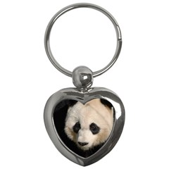 Adorable Panda Key Chain (Heart)
