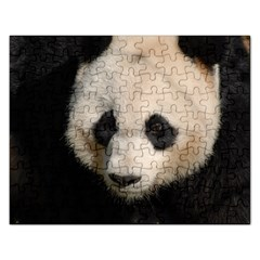 Adorable Panda Jigsaw Puzzle (Rectangle)