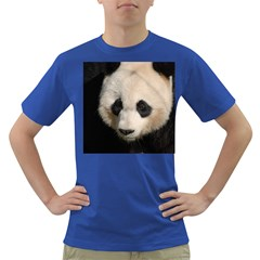 Adorable Panda Men s T-shirt (Colored)