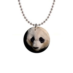 Adorable Panda Button Necklace