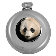 Adorable Panda Hip Flask (Round)