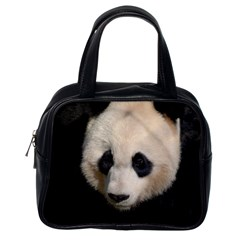 Adorable Panda Classic Handbag (One Side)