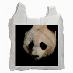 Adorable Panda Recycle Bag (One Side)