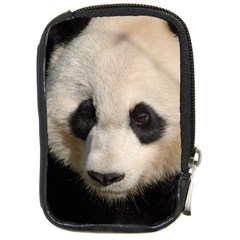 Adorable Panda Compact Camera Leather Case