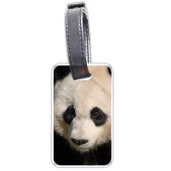 Adorable Panda Luggage Tag (One Side)