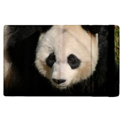 Adorable Panda Apple iPad 3/4 Flip Case