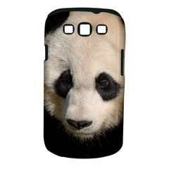 Adorable Panda Samsung Galaxy S III Classic Hardshell Case (PC+Silicone)