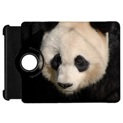 Adorable Panda Kindle Fire HD 7  (1st Gen) Flip 360 Case