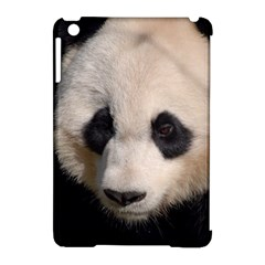 Adorable Panda Apple iPad Mini Hardshell Case (Compatible with Smart Cover)