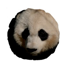 Adorable Panda 15  Premium Round Cushion