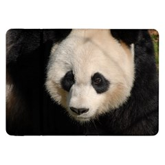 Adorable Panda Samsung Galaxy Tab 8.9  P7300 Flip Case