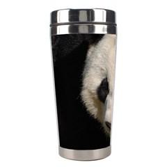 Adorable Panda Stainless Steel Travel Tumbler