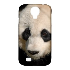 Adorable Panda Samsung Galaxy S4 Classic Hardshell Case (PC+Silicone)