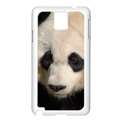 Adorable Panda Samsung Galaxy Note 3 N9005 Case (White)