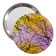 Branches 3  Handbag Mirror