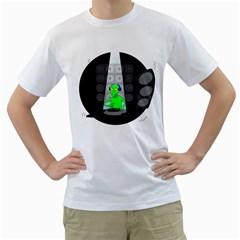 Mix Men s T-Shirt (White)