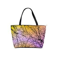 Branches Large Shoulder Bag