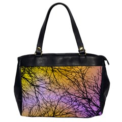 Branches Oversize Office Handbag (One Side)