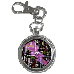 Pain Pain Go Away Key Chain Watch