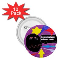 Excruciating Agony 1.75  Button (10 pack)