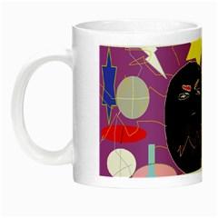 Excruciating Agony Glow in the Dark Mug