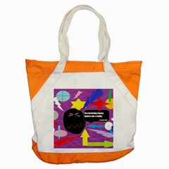 Excruciating Agony Accent Tote Bag