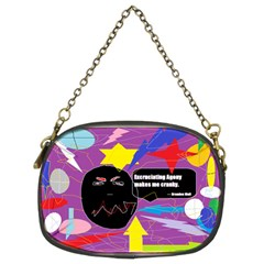 Excruciating Agony Chain Purse (Two Sided)