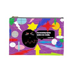 Excruciating Agony Cosmetic Bag (large)