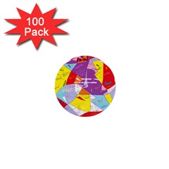 Ain t One Pain 1  Mini Button (100 Pack)