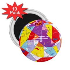 Ain t One Pain 2.25  Button Magnet (10 pack)