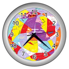 Ain t One Pain Wall Clock (silver)