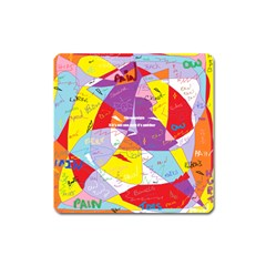 Ain t One Pain Magnet (square)