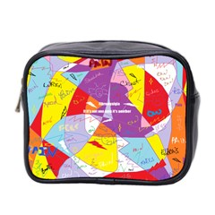 Ain t One Pain Mini Travel Toiletry Bag (Two Sides)